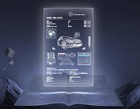 Mercedes-Benz Electronics maintenance manual