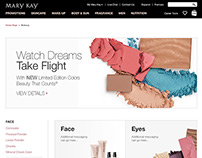 Mary Kay eComm Design Extensions (2015)