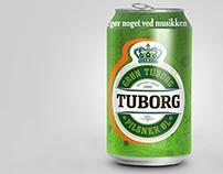 Tuborg konkurrence: Roskilde 2015 ØL design