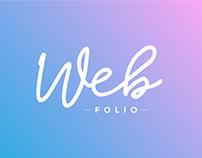 New Webfolio