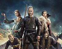 History Vikings Poster