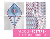 Typohole Posters