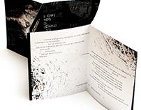 Édition-Crépuscule (micro-édition pour un poème)