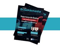 Diagramação Matérias Revista BrasilAlemanha 2018
