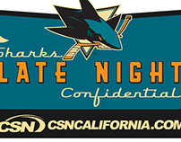 Sharks Late Night Confidential - 2011