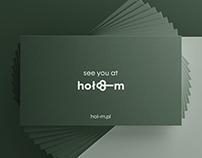 hoł-m - Real Estate Investment Brand