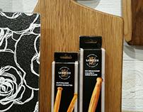 Sabatier Packaging design
