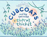 Cubcoat Island | Cubcoats Branding Illustration