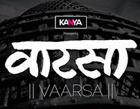 Vaarsa Collection by KANYA