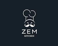 Zem-Kitchen Branding-Identity