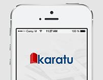Karatu | Magazine Reader Application
