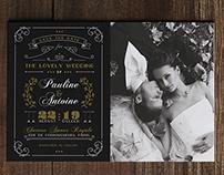 7 Vintage Items - Wedding Pack V