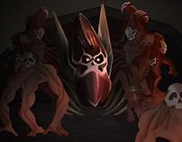 Legacy of Kain - Soul Reaver - Melchiah