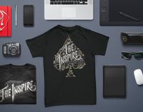 The Inspire T-shirt Design