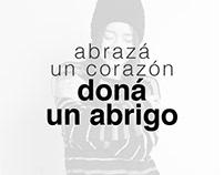 CRUZ ROJA / Campaña gráfica de donación de abrigo