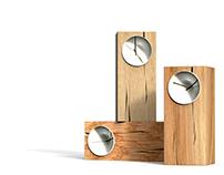 NEOCOMTOISE // Horloge