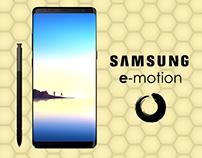 Samsung E-motion