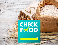 CheckFood / Branding
