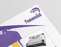 PaanamaTeb Logo+ Print Designs