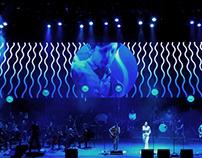 Margaret Island . . . koncert vetítés + élőkép