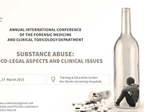 Substance Abuse Conference | Banner & Brochure