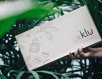 Packaging Design | DIGITAL BASE x Klu