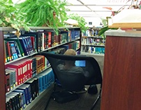 Designing Wayfinding and Navigation for college library