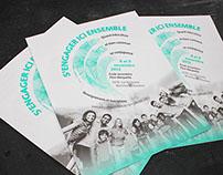 Dépliant multi-volets / Multi-fold Pamphlet