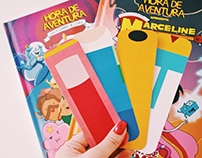 Marcadores Adventure Time
