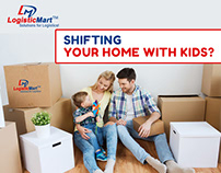Shifting your House Happily with Kids and Family