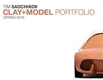 Clay & Model Portfolio