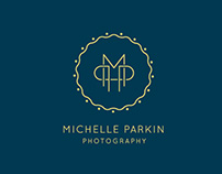 Michelle Parkin Photography // Logo Design