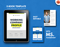 Company Profile 2021 eBook Template