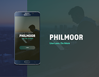 Philmoor: Digital Diet App