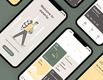 Datatrip — iOS Travel app
