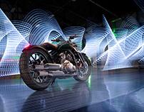 Royal Enfield KX Concept film & stills launch project