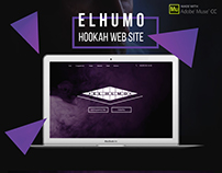 Hookah creative website