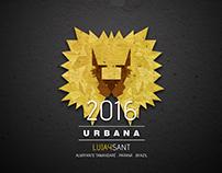 Projeto Urbana - Lion 2016 - Por: Lujay Sant