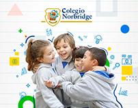 Diseño web - Colegio Norbridge