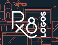 Px8 Logo Collection