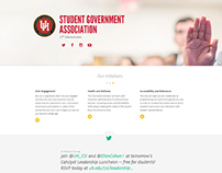 Student Government Association: 52nd Administration