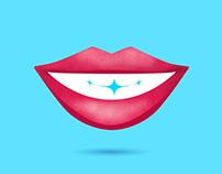 Logo design for Smile Center