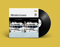 Man About The House - Modernism LP