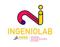 AUSA - Ingeniolab - Visual Identity