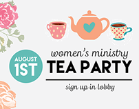 Tea Party Event - Bay Church