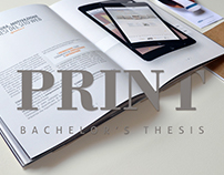 PRINT | Bachelor's Thesis