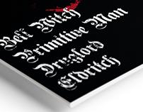 Metal Music Flyer