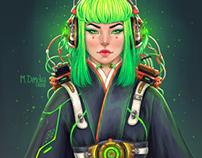 Cyber girl 2