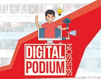 Cover photo for Digital Podium