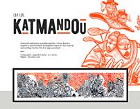 Cap sur Katmandou